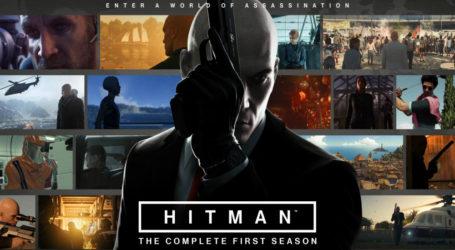 Publican el logo y nombre de Hitman 2 en la web de Warner Bros