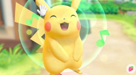 Pokémon Let's Go domina por completo el top japonés