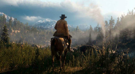 Take Two está realmente emocionada por la llegada de Red Dead Redemption 2