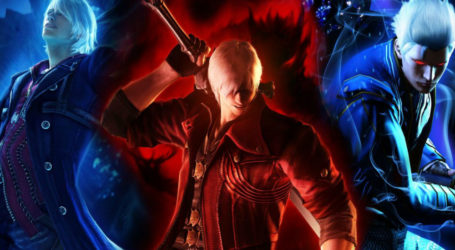 Registran oficialmente el dominio de Devil May Cry 5