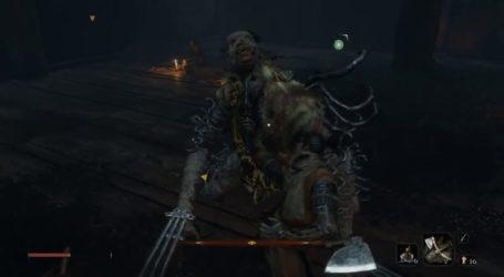 Cómo derrotar a los Ciempiés patas largas en Sekiro (Minijefes)