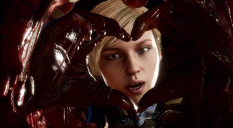 ¡Puro gore! Mira todos los fatalities de Mortal Kombat 11
