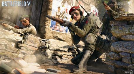 Battlefield V deja ver sus capítulos 4 y 5