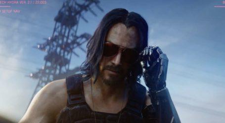 Cyberpunk 2077 presenta fecha de lanzamiento y tráiler con Keanu Reeves