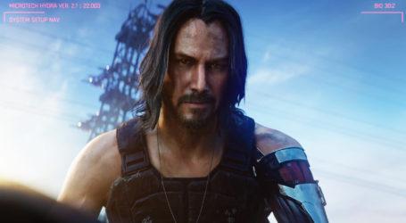 ¿Podremos tener sexo con el personaje de Keanu Reeves en Cyberpunk 2077?