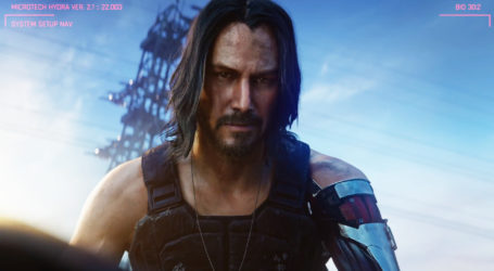 ¿Qué personaje es Keanu Reeves en Cyberpunk 2077?