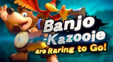 ¡Banjo Kazooie llegará a Super Smash Bros Ultimate!