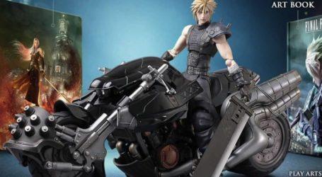 Presentan la increíble edición coleccionista de Final Fantasy VII Remake