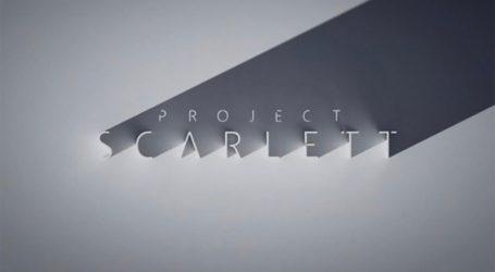 ¿Cuál será el primer juego de Project Scarlett?