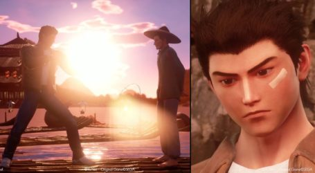 Shenmue 3 lanza gameplay y anuncia exclusiva en Epic Games Store