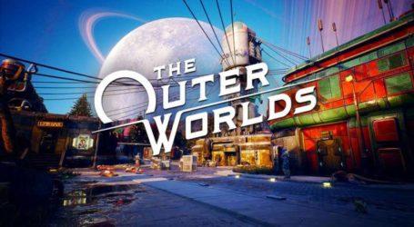 The Outer Worlds anuncia su fecha de lanzamiento en nuevo tráiler