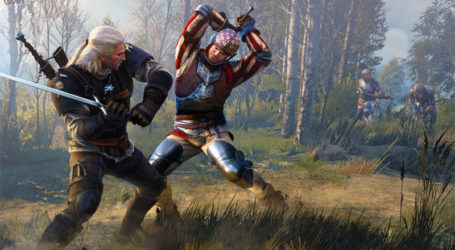 The Witcher 3 no contó con un diseñador de combate