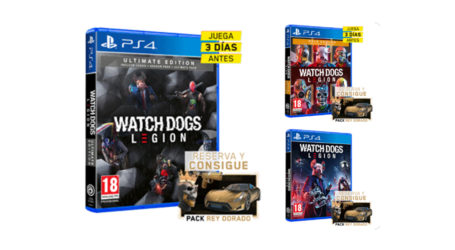 Filtran la portada, ediciones especiales e incentivos de Watch Dogs Legion